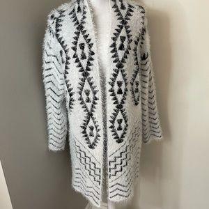 Absoutely Famous cardigan coat SZ large